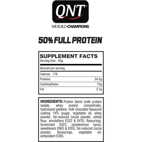 50% Protein BAR (1x50g)
