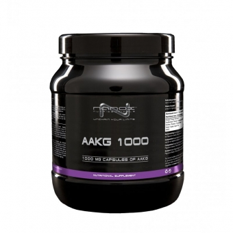 AAKG [Arginine] 1000mg (180 caps)