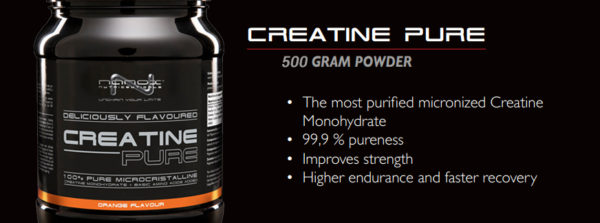 Creatine-Orange (500 gr)