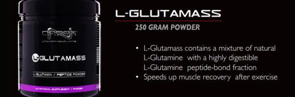 L-Glutamass (250 gr)