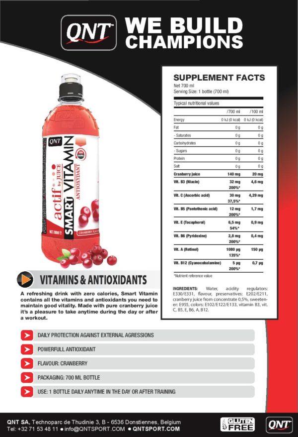 Smart Vitamin - (700ml)