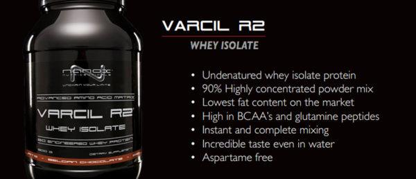 VARCIL R2 Isolate (2 kg)
